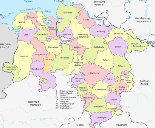 Landkreise-in-NDS